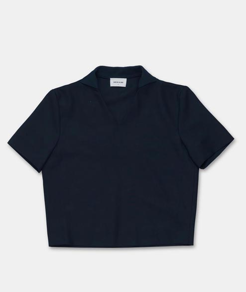 Wood Wood - W Cilly Top - Navy