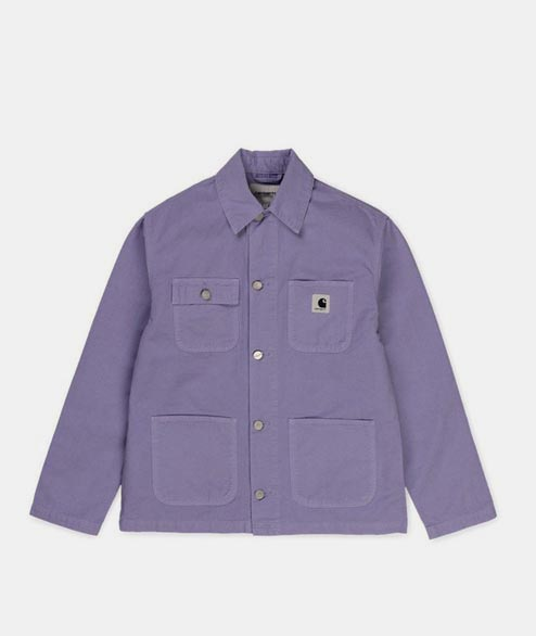 Carhartt WIP - W Michigan Coat - Soft Lavender