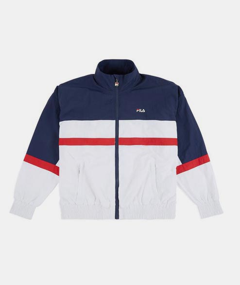FILA - W Kaya WND Jacket - Black Iris