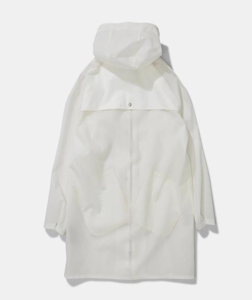 Norse Projects - W Alena Rain - Transparent