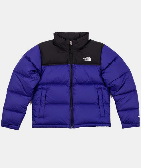 The North Face - W 1996 Nuptse Jacket - Aztec Blue