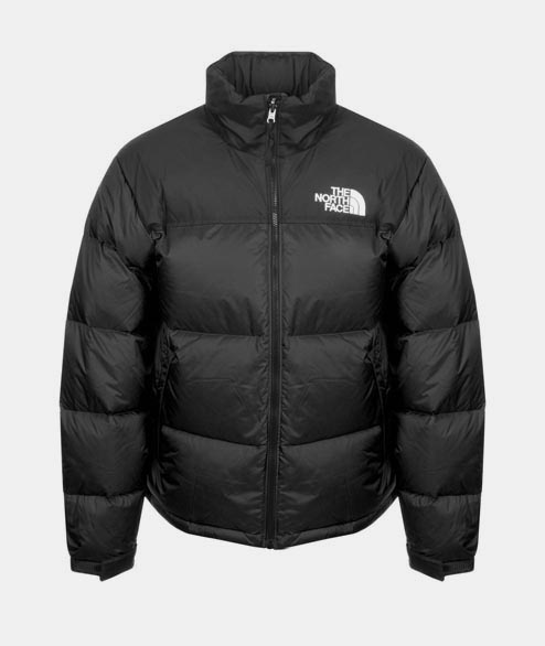The North Face - W 1996 RTO Nupse Jacket - TNF Black