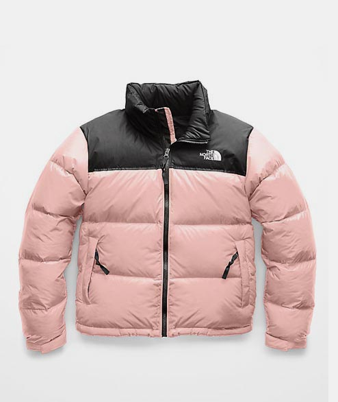 The North Face - W 1996 Nuptse Jacket - Misty Rose