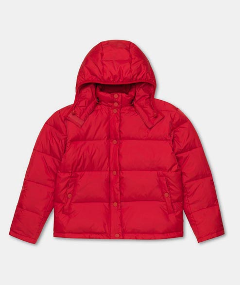 Wood Wood - W Alyssa Jacket - Red
