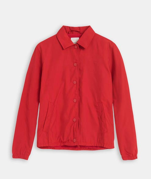 Wood Wood - W Beverly Jacket - Red