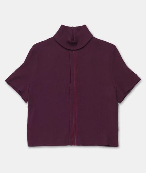 Wood Wood - W Alona Blouse - Port Royale