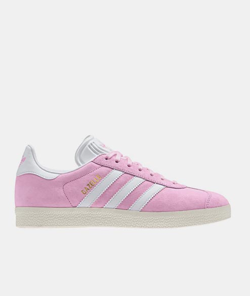 Adidas originals - W Gazelle - Wonder Pink White