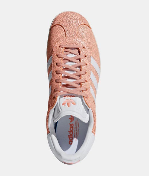 Adidas originals - W Gazelle - Clear Orange
