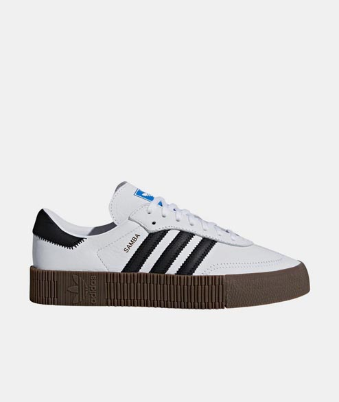 Adidas originals - W Samba Rose - White Black Gum