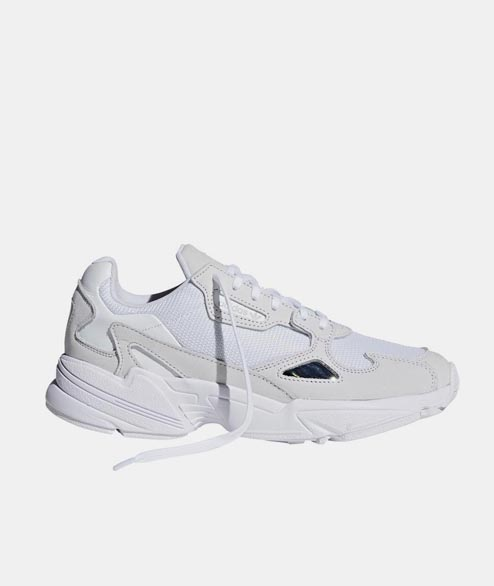 Adidas originals - W Falcon - White White