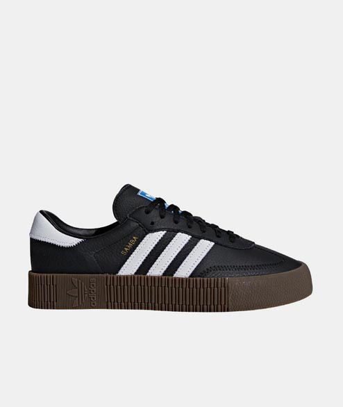 Adidas originals - W Samba Rose - Black White Gum