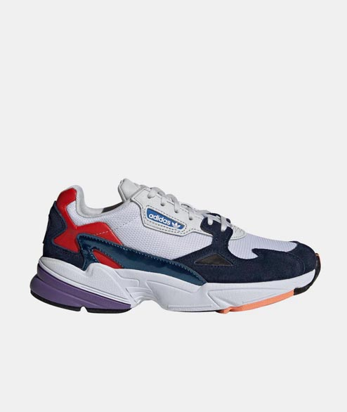 Adidas originals - W Falcon - Navy White