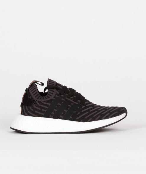 Adidas originals - W NMD R1 PK - Black Sunglow