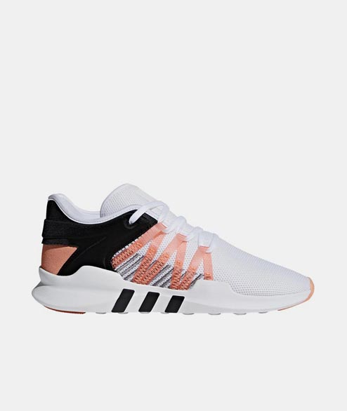 Adidas originals - W EQT Racing ADV - White Pink Black
