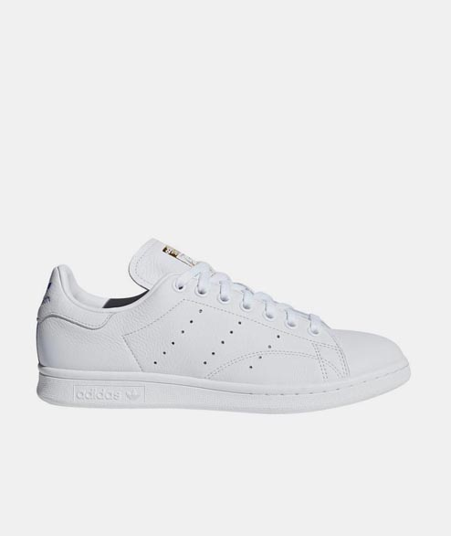 Adidas originals - W Stan Smith - White Lilac Red Gold