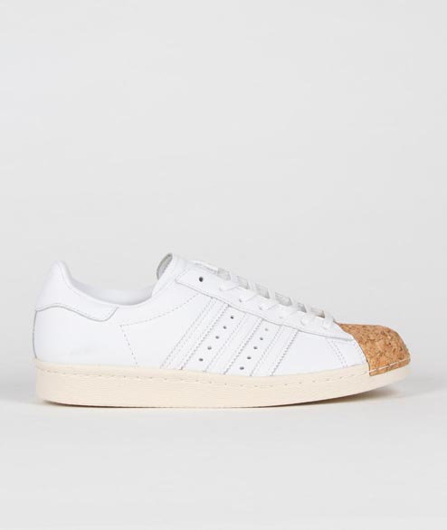 Adidas originals - W Superstar 80s Cork - White