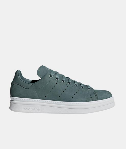 Adidas originals - W Stan Smith New Bold - Green