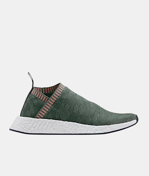 Adidas originals - W NMD CS2 PK - Trace Green