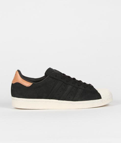 Adidas originals - W SuperStar 80s - White Core Black