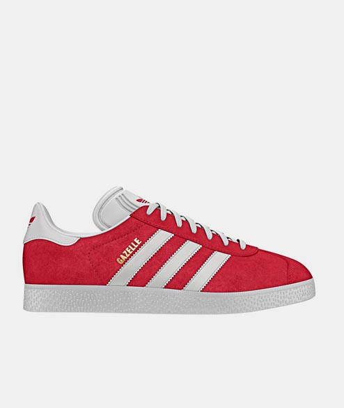 Adidas originals - W Gazelle - Scarlet Red