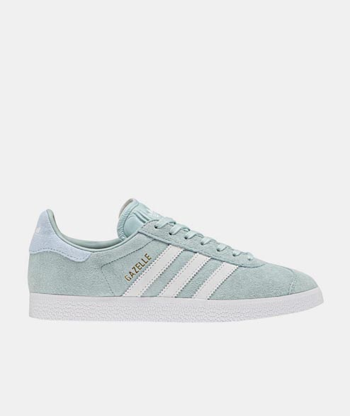 Adidas originals - W Gazelle - Light Green