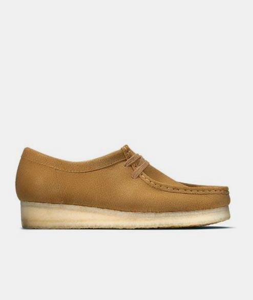 Clarks Originals - W Wallabee - Ochre