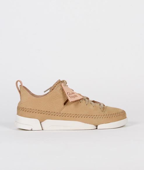 Clarks Originals - W Trigenic Flex - Maple Nubuck