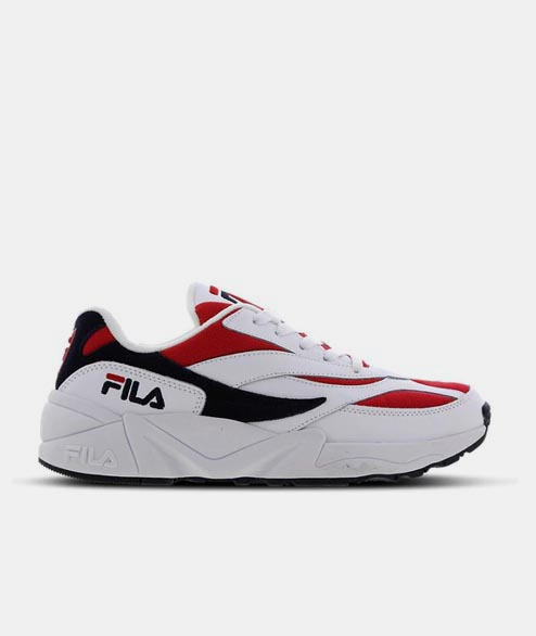 FILA - W V94M - White Navy Red