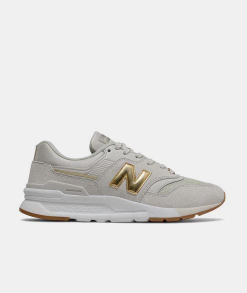 New Balance - W997HAG - Moombeam Gold