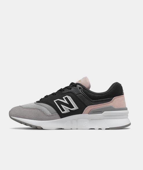 New Balance - W997HAL - Black Smoked Salt
