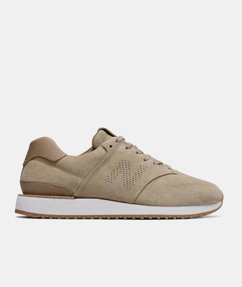 New Balance - WL745BE - Tan Leather