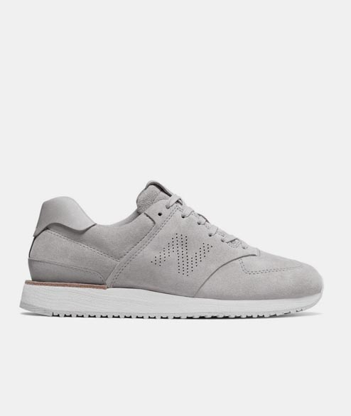 New Balance - WL745GY - Grey Leather
