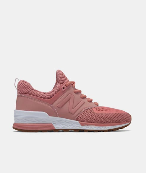 New Balance - WS574 WC - Dusted Peach