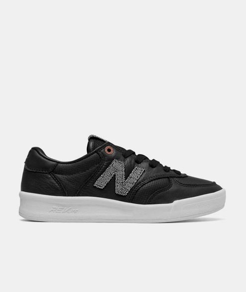 New Balance - WRT300 GR - Black Grey Leather