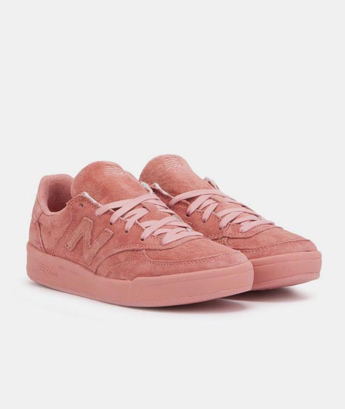 New Balance - WRT300PP - Pink Suede