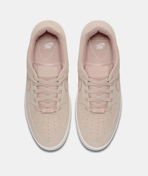 Nike Sportswear - W Air Force 1 Sage Low - Particle Beige