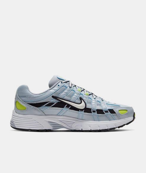 Nike Sportswear - W P 6000 - Ski Grey White Lemon