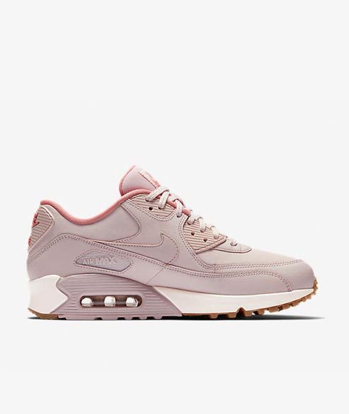 Nike Sportswear - W Air Max 90 - Silt Red