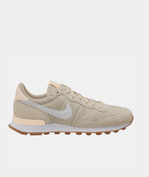 Nike Sportswear - W Internationalist - Desert Sand Summit White