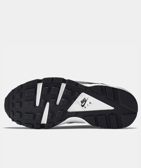 Nike Sportswear - W Air Huarache Run - Black White