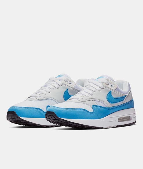 Nike Sportswear - W Air Max ESS - White University Blue