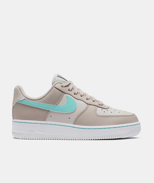 Nike Sportswear - W Air Force 1 LO - Sand Aurora Green