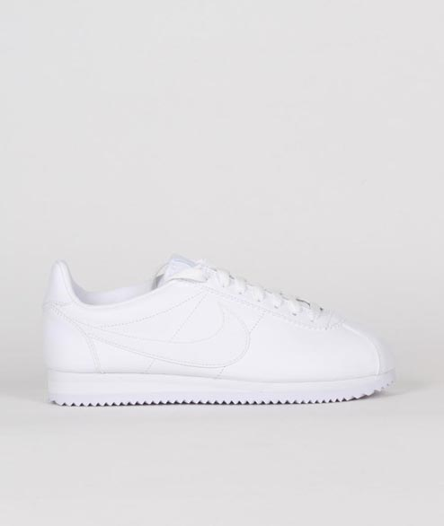 Nike Sportswear - W Cortez Leather - White White