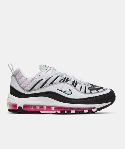 Nike Sportswear - W Air Max 98 - Pure Platinum Green