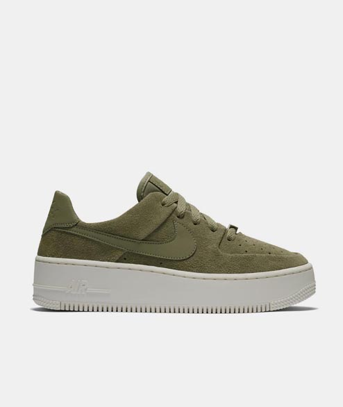 Nike Sportswear - W Air Force 1 Sage Low - Trooper