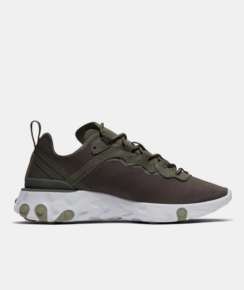 Nike Sportswear - W React Element 55  - Cargo Khaki