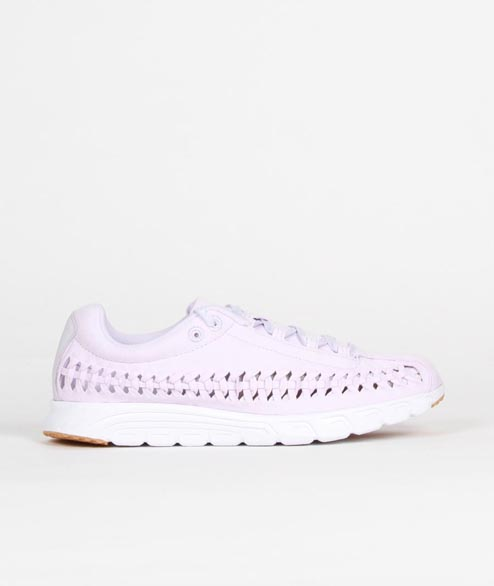 Nike Sportswear - W Mayfly Woven QS - Barely Grape