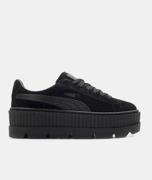 Puma - W Cleated Crepper - Black