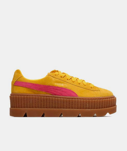 Puma - W Cleated Creeper - Lemon Carmine