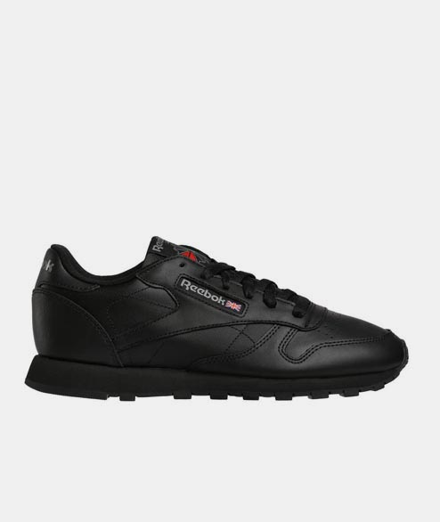 Reebok - W CL LTHR - Black